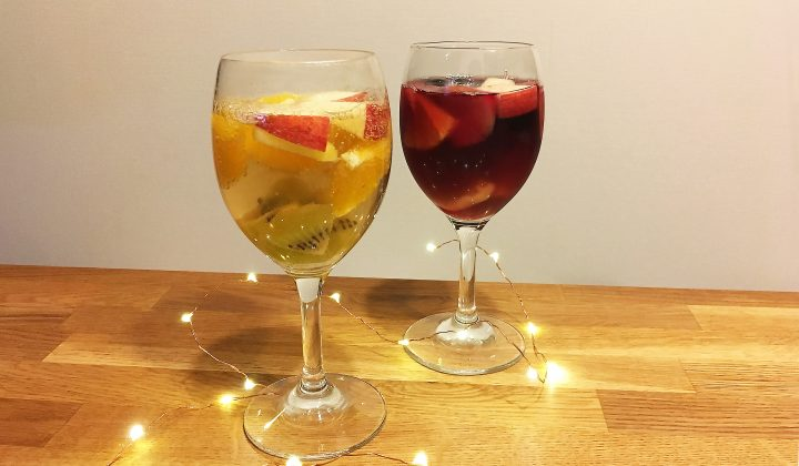 パーティーやウェルカムドリンクに!サングリア風ジュースのレシピ