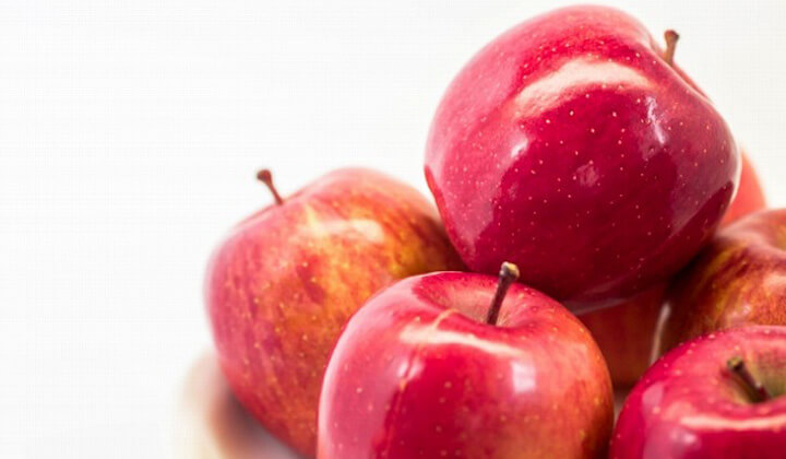 「1日1個のりんごは医者知らず」って本当?りんごの栄養と効率の良い食べ方