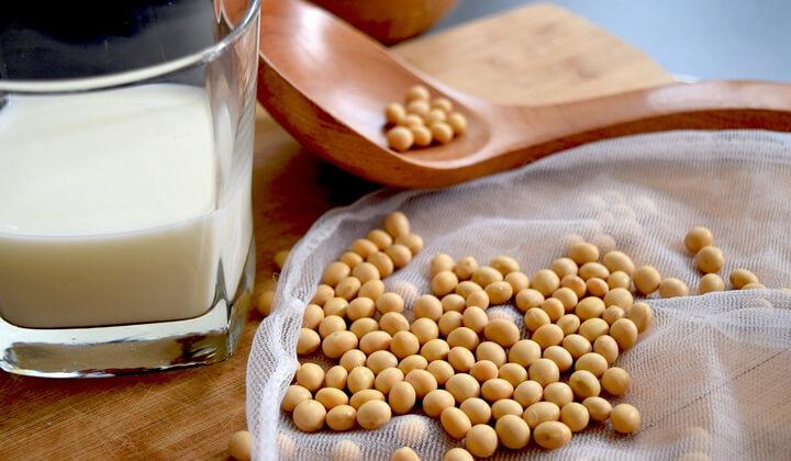 豆乳レシピのおススメはどっち?調整豆乳と無調整豆乳の違いと効果