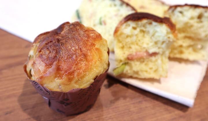 混ぜて焼くだけの簡単朝食レシピ!フランスの惣菜ケーキ・ケークサレ