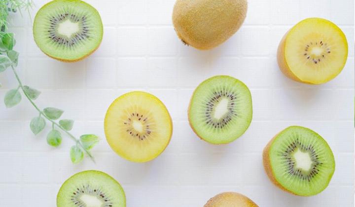 1日1個のキレイ習慣!キウイフルーツの栄養と効能