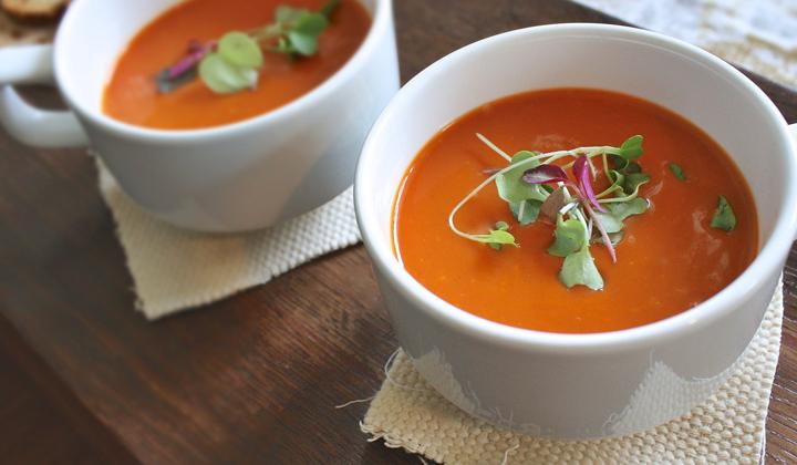 夏もおいしいスープを楽しもう!冷製スープのアイディア5選