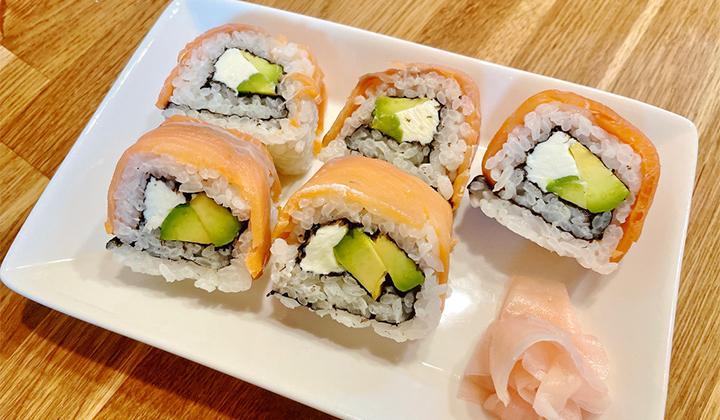 アメリカ発祥の巻き寿司を楽しもう!フィラデルフィアロールのレシピ