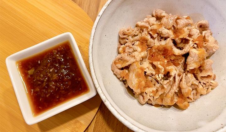 肉料理に合う!玉ねぎの食感がおいしい極うまタレと牛肉丼のレシピ